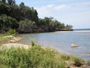 Beach Rancho Luna Cienfuegos (Cuba)