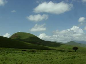A place of Tanzania