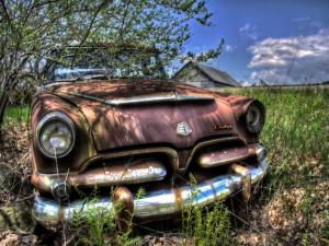 Rusty Dodge