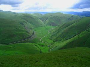 Dumfriesshire Hills, Scotland
