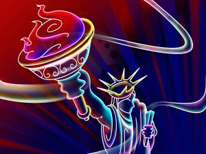 Modern Statue of Liberty