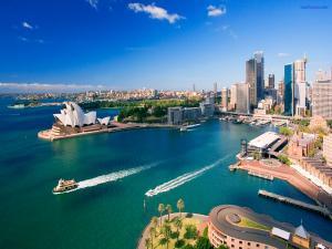 Sydney Harbour (Australia)