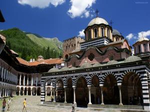 Rila Monastery (Bulgaria)