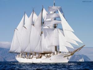 Ship Juan Sebastian Elcano