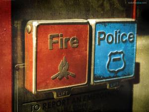 Fire or Police?