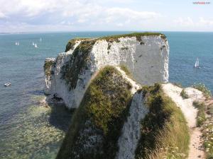Old Harry Rocks (England)