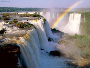 Devil's Throat, at Iguazu Falls