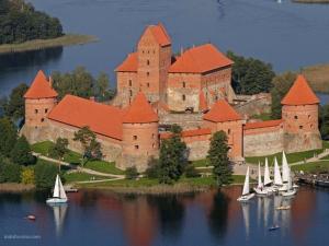 Trakai Peninsula Castle (Lithuania)
