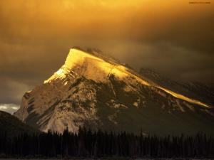 Mount Rundle (Alberta, Canada)
