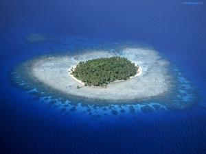 Coral reefs in Micronesia