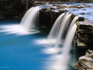 Waterfalls in Pope County (Arkansas)