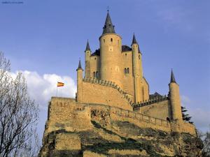 Alcazar (Segovia, Spain)
