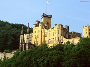 Stolzenfels Castle (Koblenz, Germany)
