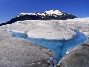 Mendenhall Glacier (Juneau, Alaska)