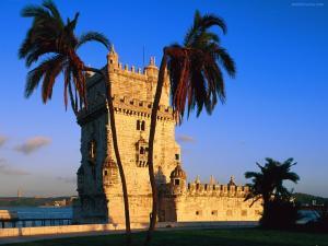 Tower of Belém in Lisbon (Portugal)