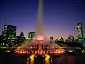 Buckingham Fountain (Chicago)