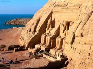 Temple of Abu Simbel (Egypt)