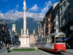Maria Theresa Street (Innsbruck, Austria)