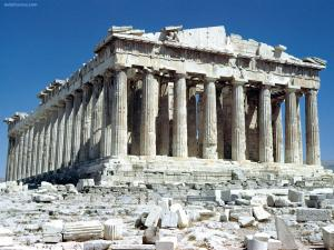 Parthenon (Athenian Acropolis, Greece)