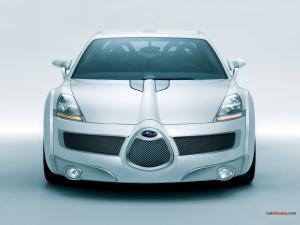 Subaru futurist