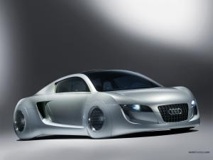 Audi prototype of future