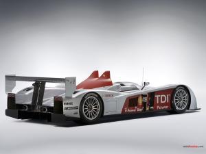 Racing prototype