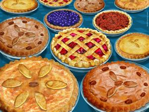 Assorted tarts