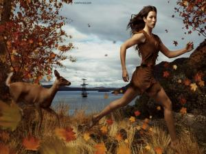 Pocahontas running