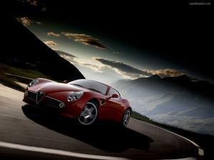 Alfa Romeo Sport Red