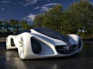 The Mercedes of the future