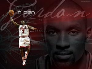Ben Gordon in Chicago Bulls