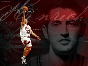 Kirk Hinrich in Chicago Bulls