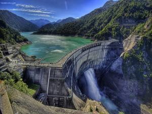 Kurobe Dam (Japan)