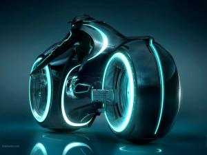 Light Motorcycle (TRON)