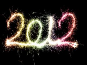 Happy 2012 of light and color!