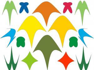 Irregular shapes