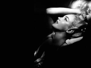 The sensuality of Marilyn