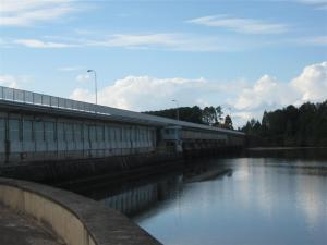 Baygorria Dam (Uruguay)