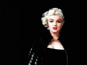 Marilyn Monroe, the classic sex symbol