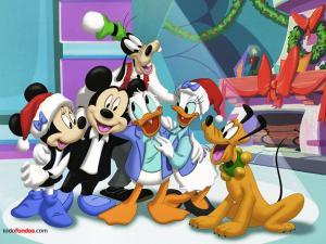 Part of Disney family