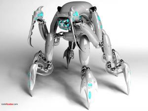Cyborg murderer
