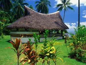 Beachfront cottage