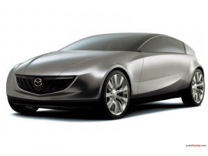 Futuristic Mazda
