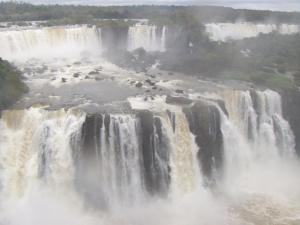 Iguazu Falls (Argentina-Brazil)
