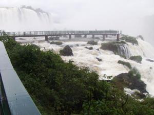 Falls of Iguazú