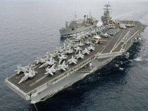 Supercarrier USS Harry S. Truman