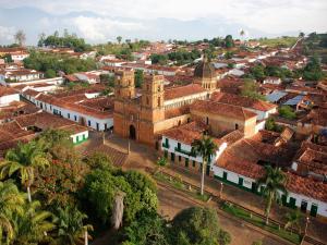 Barichara, municipality of Santander (Colombia)