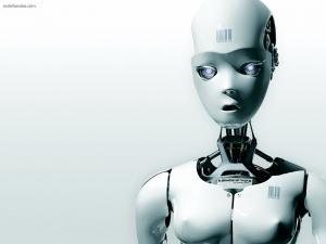 Asimov robot prototype
