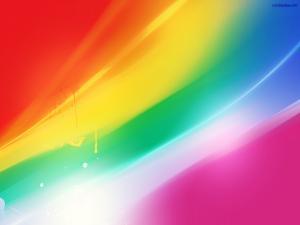 A different colors spectrum
