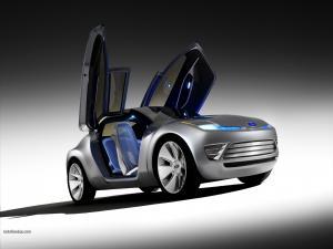 Ford's futuristic prototype